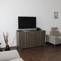 Отель Holiday Apartment Чехия, Карловы Вары - отзывы, цены и фото номеров - забронировать отель Holiday Apartment онлайн комната для гостей фото 4