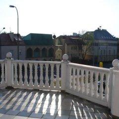 Отель Rezydencja Parkowa Варшава балкон фото 3