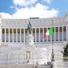 Roma Luxus Hotel вид на фасад