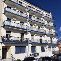 Отель Villa Pamar Джардини Наксос парковка