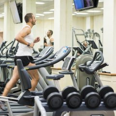 Отель Lindner Golf Resort Portals Nous фитнесс-зал