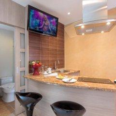 Отель Patong Bay Residence R07 2* Улучшенный номер с различными типами кроватей фото 5