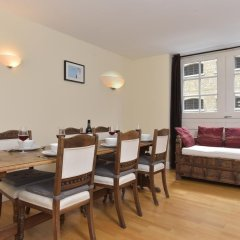 Апартаменты London Bridge Apartments комната для гостей фото 17