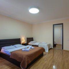 Отель Nine 3* Стандартный семейный номер с двуспальной кроватью фото 3