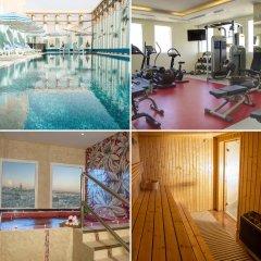 Rayan Hotel Sharjah фитнесс-зал фото 3