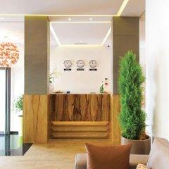 Smarts Hotel интерьер отеля
