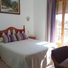 Отель Hostal Rural Montual комната для гостей фото 3