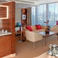 Отель Park Plaza County Hall London 4* Люкс с различными типами кроватей