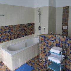 Отель BlackSeaRama Private Villa 102 Болгария, Балчик - отзывы, цены и фото номеров - забронировать отель BlackSeaRama Private Villa 102 онлайн ванная