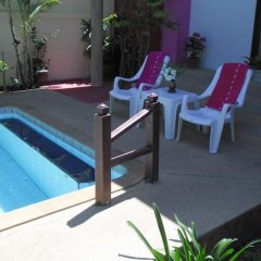 Отель Siam Bb Resort бассейн