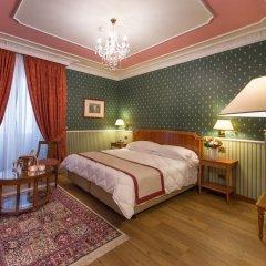 Strozzi Palace Hotel 4* Стандартный номер с двуспальной кроватью