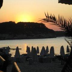 Family Hotel Teos пляж фото 2