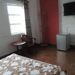 Nhat Van Hotel 1 Стандартный номер с различными типами кроватей фото 3