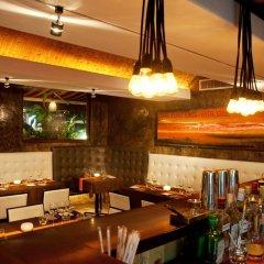 Villas Sacbe Condo Hotel and Beach Club Плая-дель-Кармен гостиничный бар