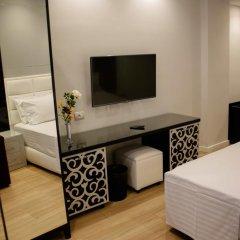 Hotel Luxury 4* Номер Делюкс с различными типами кроватей фото 43