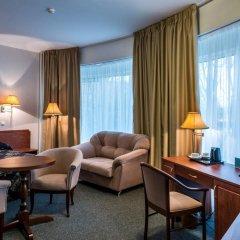 Бизнес-отель Нептун 3* Полулюкс с двуспальной кроватью фото 3