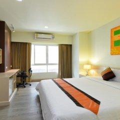 Отель Icheck Inn Silom 3* Улучшенный номер фото 11