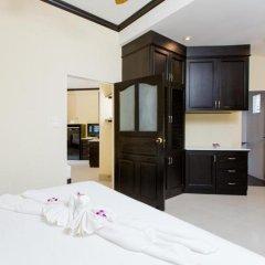 The Serenity Golf Hotel 3* Стандартный семейный номер разные типы кроватей фото 2