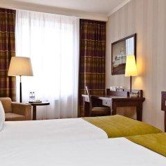 Гостиница Петро Палас 5* Представительский номер с разными типами кроватей фото 3