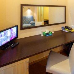 Гостиница Невский Бриз 3* Стандартный номер с разными типами кроватей фото 15