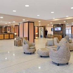 Отель Sol Nessebar Mare Hotel - Все включено Болгария, Несебр - 8 отзывов об отеле, цены и фото номеров - забронировать отель Sol Nessebar Mare Hotel - Все включено онлайн интерьер отеля фото 3