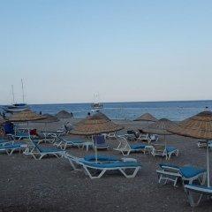 Cirali Hotel пляж
