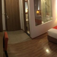 Maple Leaf Hotel & Apartment 4* Номер Делюкс фото 7
