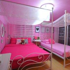 Отель Han River Guesthouse 2* Студия с различными типами кроватей фото 35