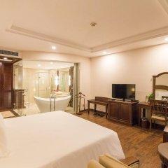 Saigon Halong Hotel 4* Представительский люкс с различными типами кроватей