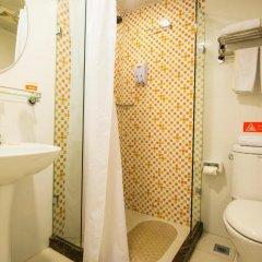 Отель Home Inn Китай, Гуанчжоу - отзывы, цены и фото номеров - забронировать отель Home Inn онлайн ванная