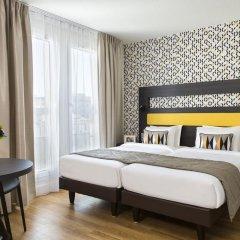 Отель Citadines Tour Eiffel Paris 4* Студия с различными типами кроватей фото 7