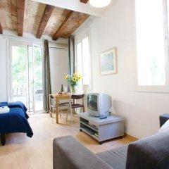 Отель Barceloneta Studios Барселона комната для гостей фото 2