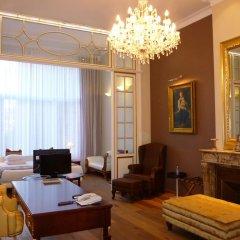 Best Western Plus Park Hotel Brussels 4* Люкс с различными типами кроватей