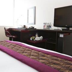 Отель Hilton London Canary Wharf 4* Представительский номер с различными типами кроватей фото 4