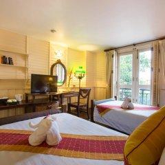 Отель Buddy Lodge 4* Улучшенный номер фото 3