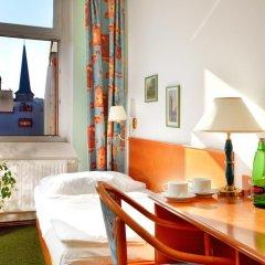 Hotel Merkur 3* Стандартный номер фото 5