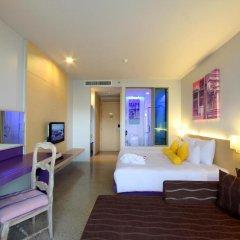 Отель The Kee Resort & Spa 4* Улучшенный номер с двуспальной кроватью фото 2