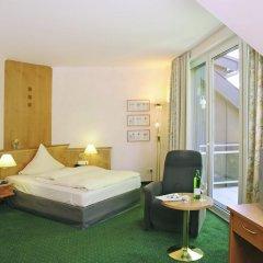 Отель Kurpark Villa Aslan 4* Стандартный номер с различными типами кроватей фото 2
