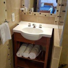 Отель Cabañas Agata Сан-Рафаэль ванная фото 2