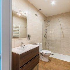 Отель Apartamentos La Bolera Испания, Арнуэро - отзывы, цены и фото номеров - забронировать отель Apartamentos La Bolera онлайн ванная фото 2