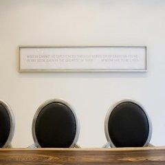 Отель BURNS Art & Culture питание