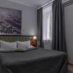 Мини-Отель Квартира №2 Номер Комфорт с разными типами кроватей фото 33