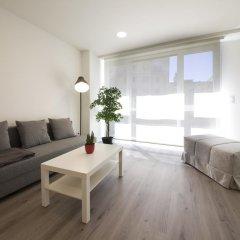 Отель Pension T5 Donostia Suites Улучшенный номер с различными типами кроватей фото 4