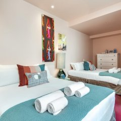 Отель Sweet Inn Apartments - Temple Франция, Париж - отзывы, цены и фото номеров - забронировать отель Sweet Inn Apartments - Temple онлайн комната для гостей фото 5
