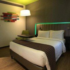 Отель Park Inn by Radisson New Delhi Lajpat Nagar Индия, Нью-Дели - отзывы, цены и фото номеров - забронировать отель Park Inn by Radisson New Delhi Lajpat Nagar онлайн комната для гостей фото 5