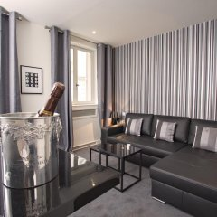 Апартаменты The Bo Studio Париж комната для гостей фото 3
