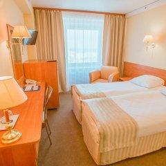 Гостиница Венец 3* Номер Комфорт разные типы кроватей фото 2
