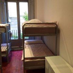 Hostel Era Alonso Martinez Кровать в общем номере с двухъярусной кроватью фото 7