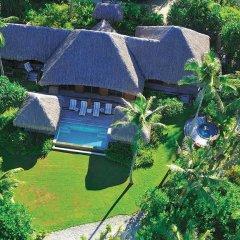 Отель Four Seasons Resort Bora Bora 5* Вилла с различными типами кроватей фото 7