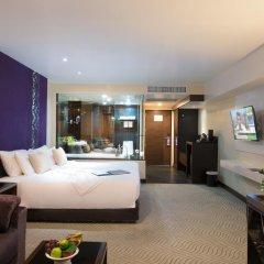 Отель Furama Silom, Bangkok 3* Номер Делюкс с разными типами кроватей фото 3